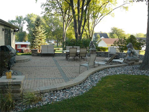 Custom Patio and Deck Builder SE Wisconsin